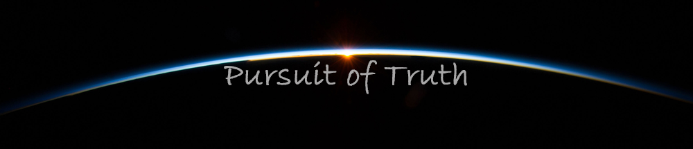 Pursuit of Truth